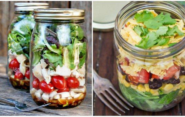 МИНИ консервация салатов