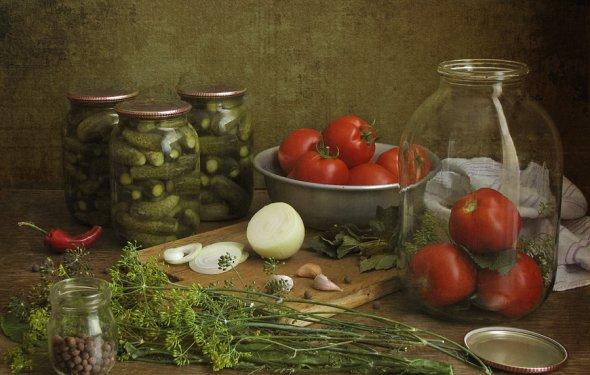 Рецепты-самых вкусных солений