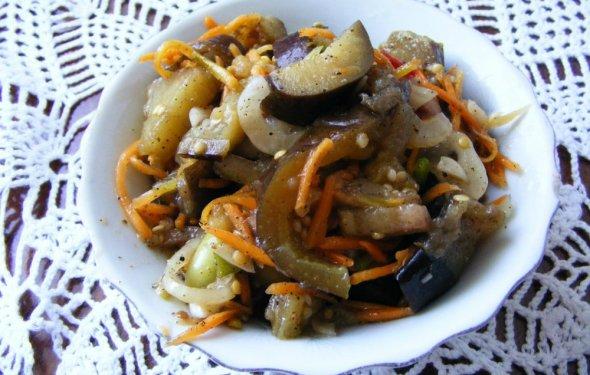 самый вкусный салат на зиму из
